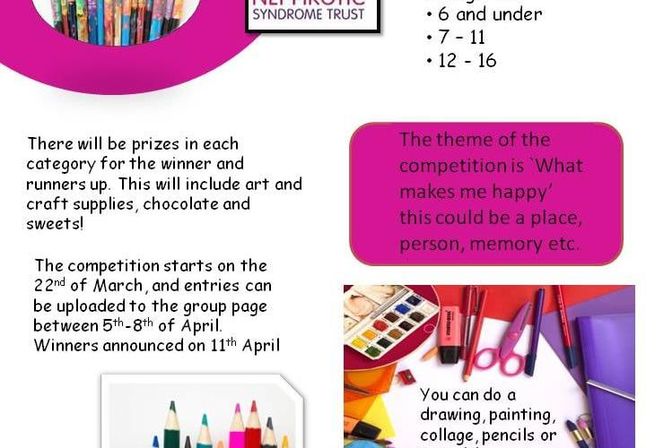 Art Competition for those 16 years and under! Exciting prizes!