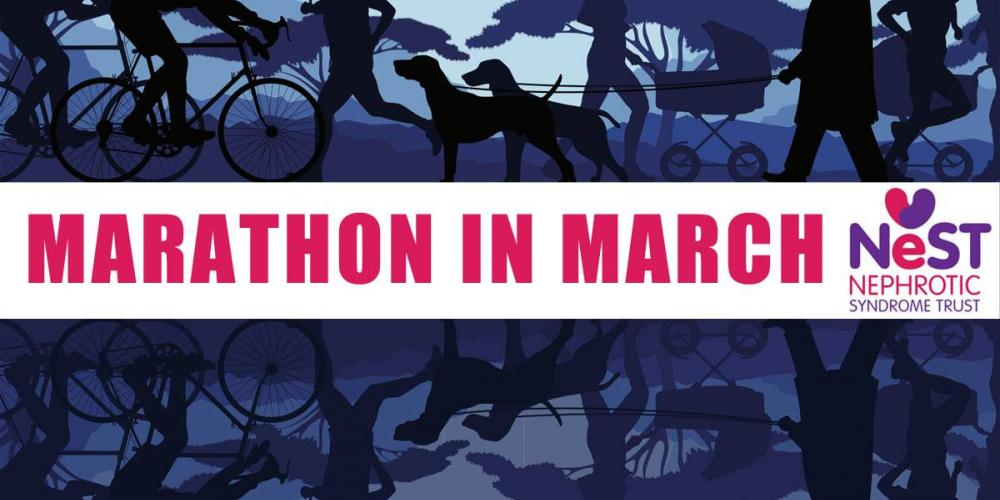 March Virtual Marathon to celebrate World Kidney Day on 11th March