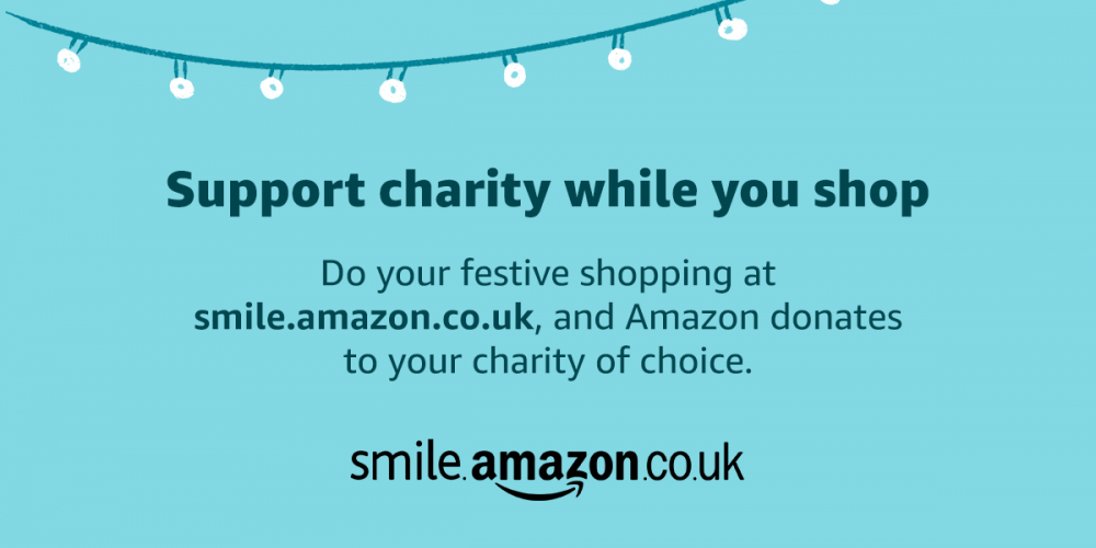 Thankyou to everyone who has signed up to Amazon Smile!
