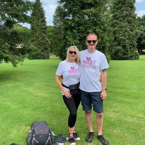Pennine walk challenge