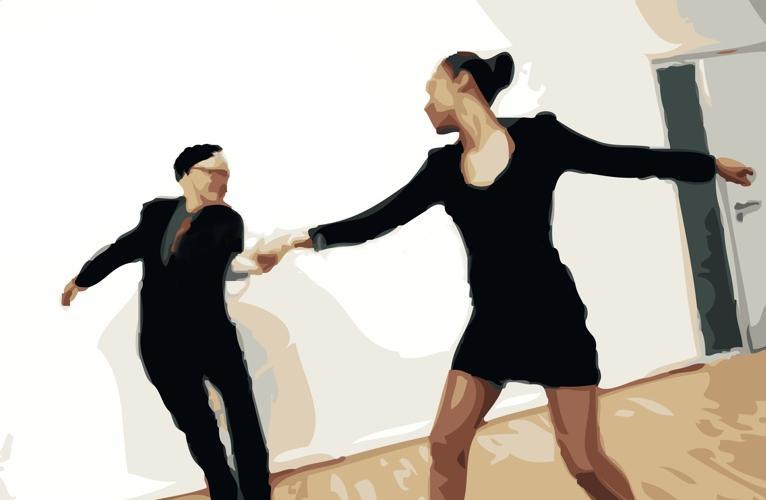 Tea dances