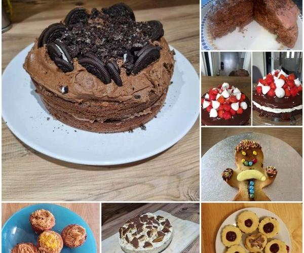 Vicky Wright's Virtual Bake Off Fundrasier!