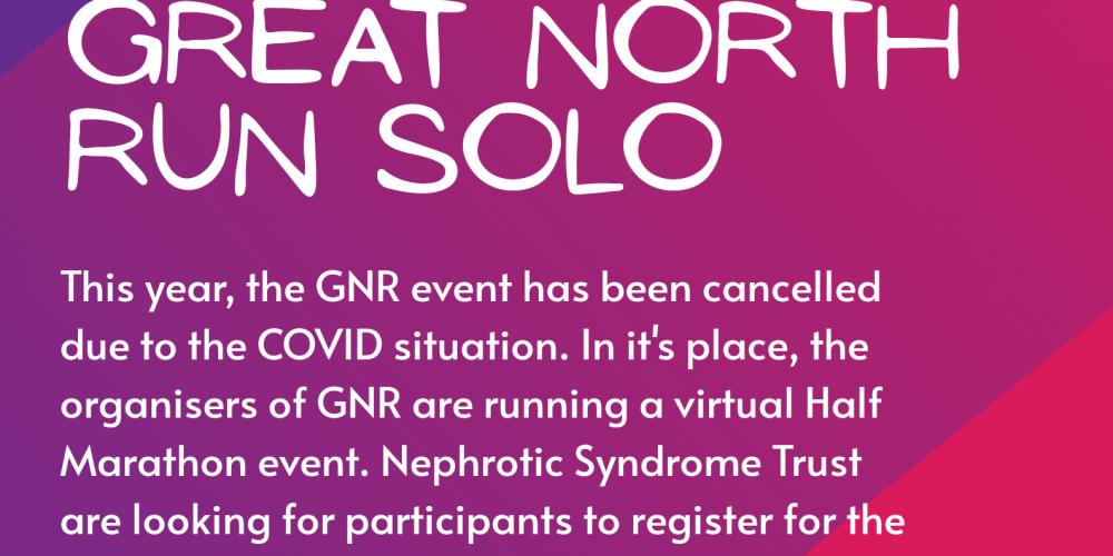 'Virtual Great North Run 2020' and 40th Great North Run 2021