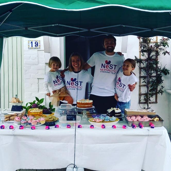 Kath Peritti & Family Cake sale Fundraiser